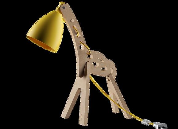 מנורת לילה בסגנון ג'ירפה