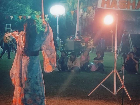 中村 祐実子、第5回灯籠祭り出演