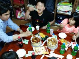 Kumkang School Summer '15 - Visit and Scholarships