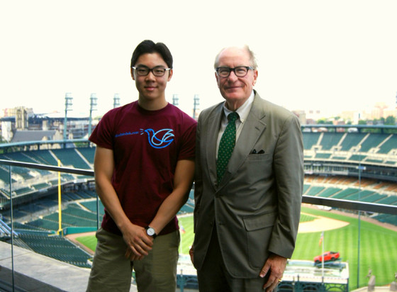An Interview with Mr. David Roden, Honorary Consulate of South Korea in Detroit