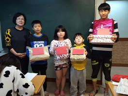 Holidays at Kumkang School '15