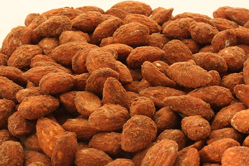 TAMARI SMOKED ALMONDS