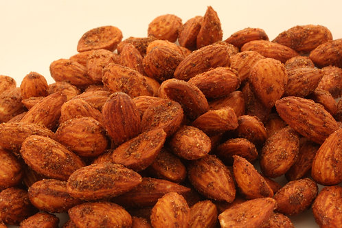 LIME & CHIPOTLE ALMONDS