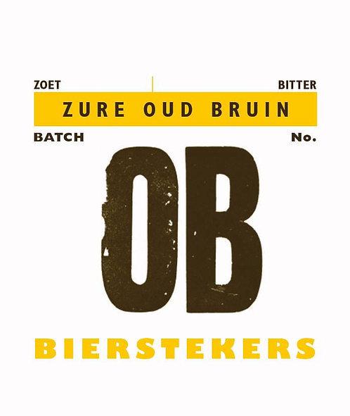 Zure Oud Bruin