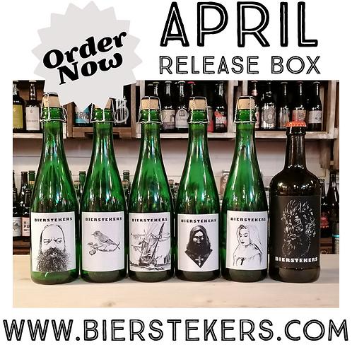 April Release Box
