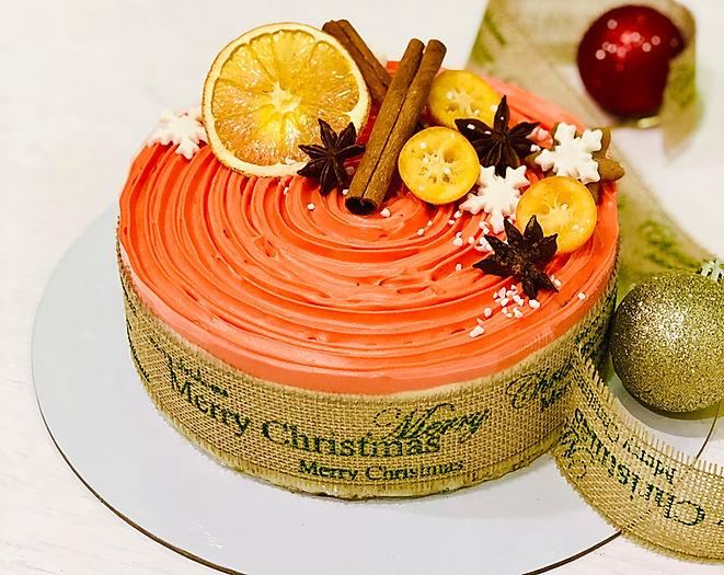 торт Кэррот пай - Новый год 2021