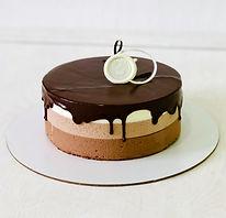 Три шоколада мусс Яхонт
