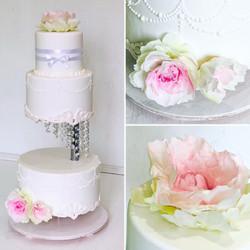 Свадебный торт № С137