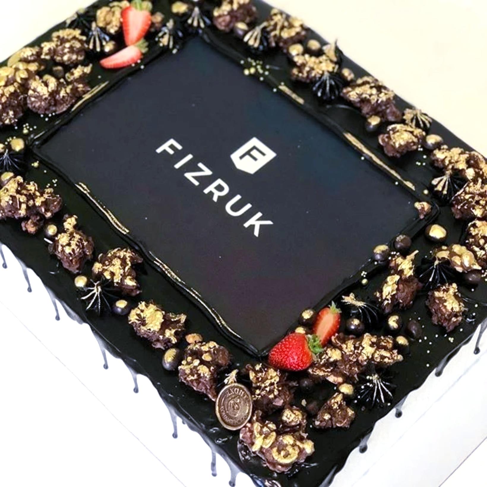 Торт для FIZRUK Иркутск