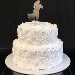 Свадебный торт № С141