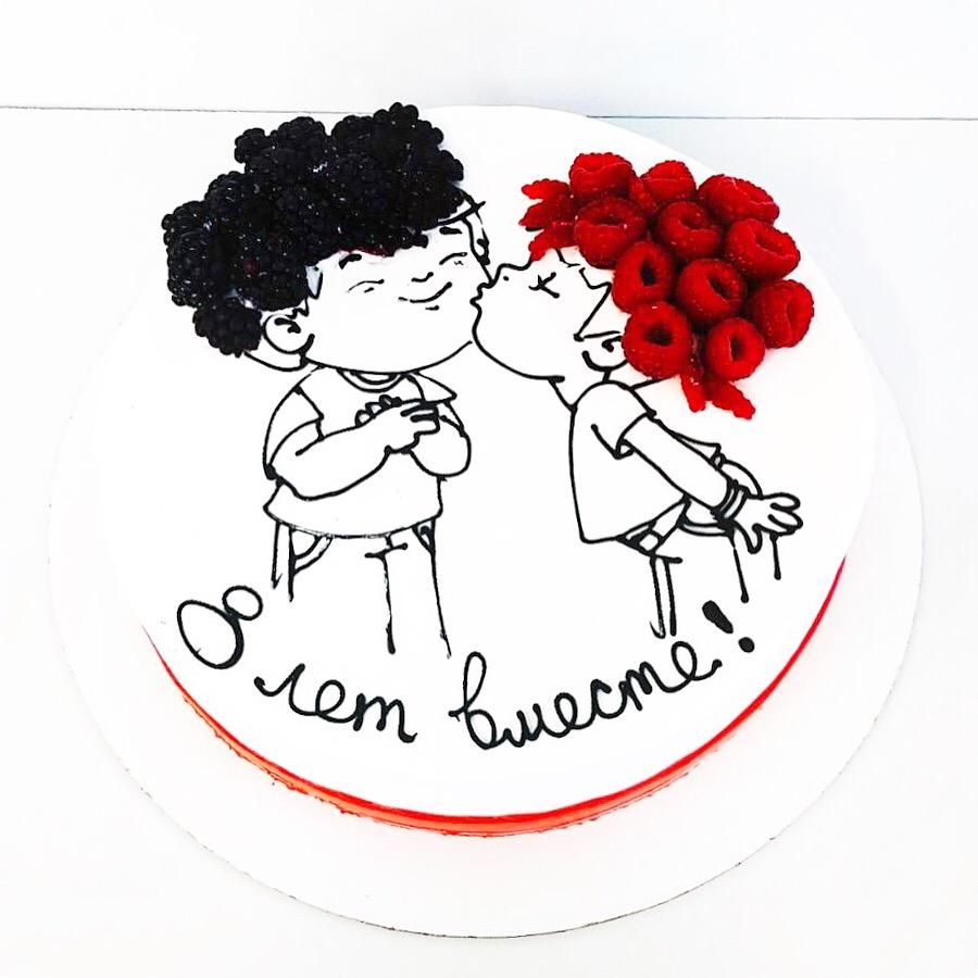 """Торт """"Милаши"""""""