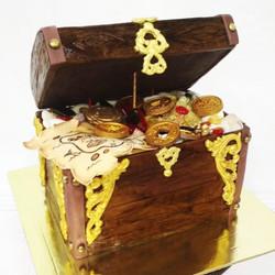 "Торт ""Пиратский сундук"""