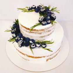 Свадебный торт № С139