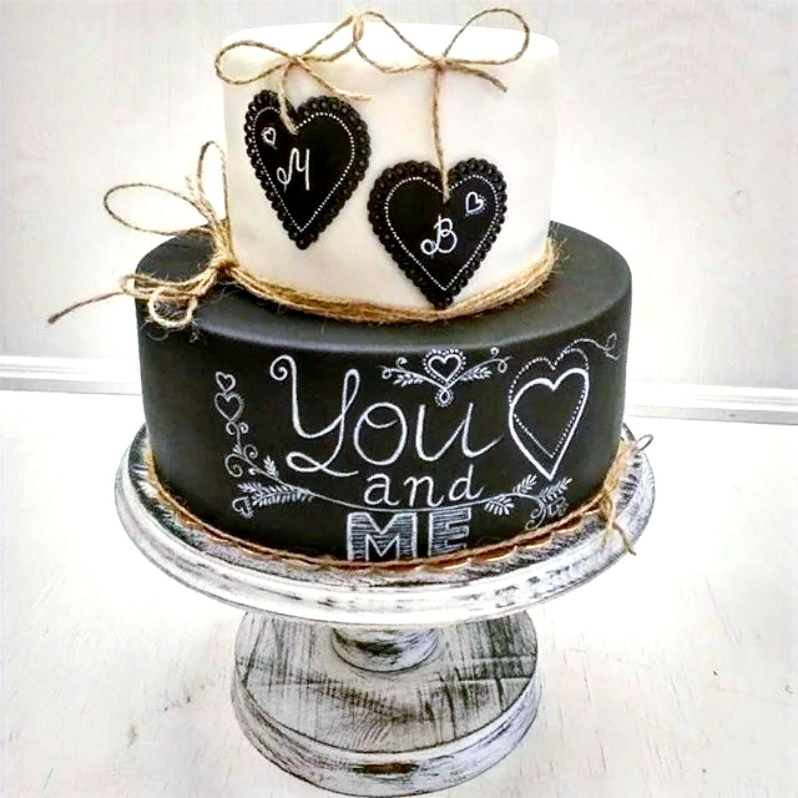 Свадебный торт № С144