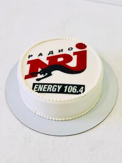 Торт радио energy NRJ