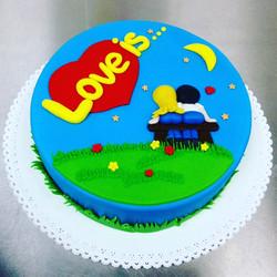 "Торт ""Лав из"""
