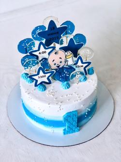 Торт для мальчика 1год