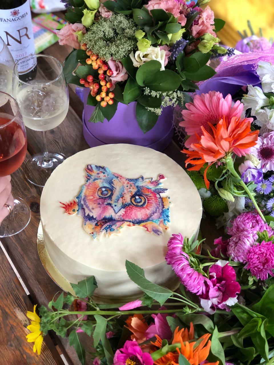 Торт № Д109