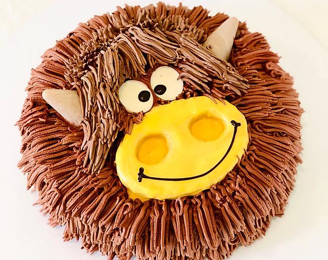 торт Ассорти - год быка 2011