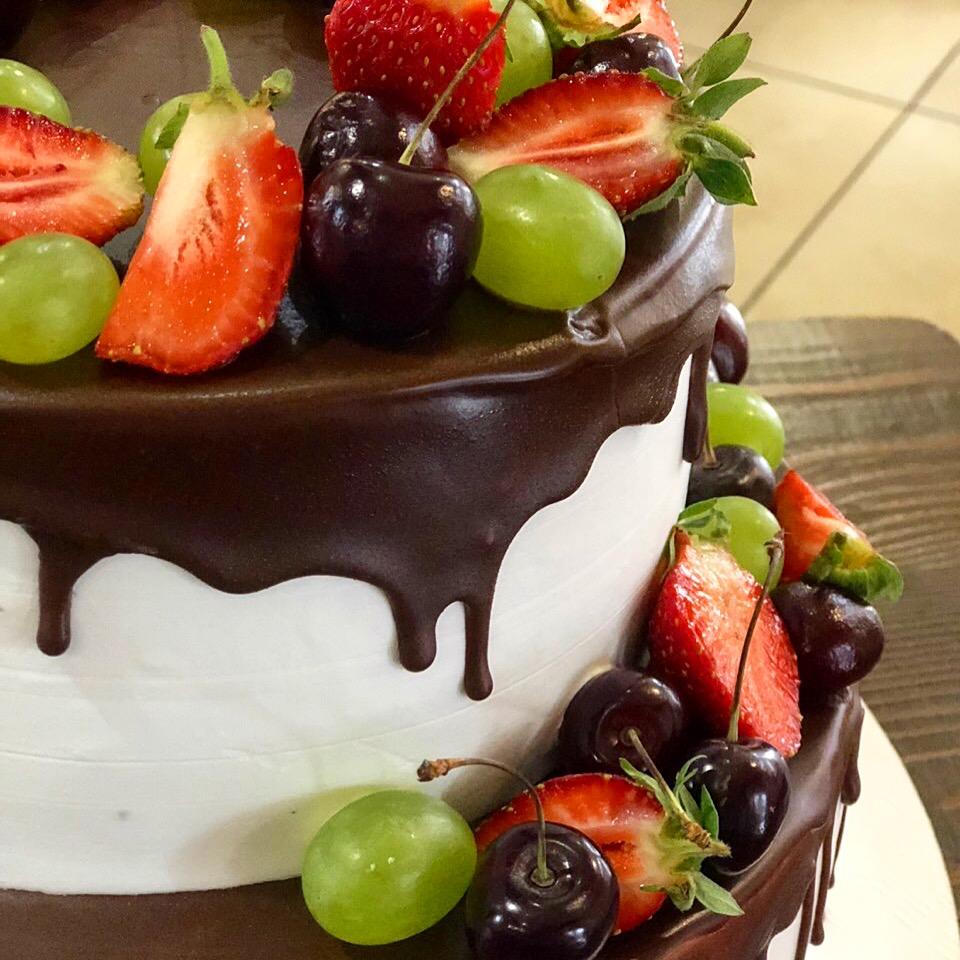 Свадебный торт № С126