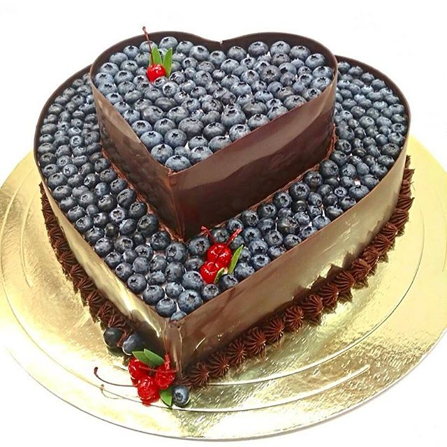 Свадебный торт № С118