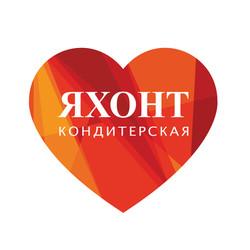 Логотип ЯХОНТ кондитерская