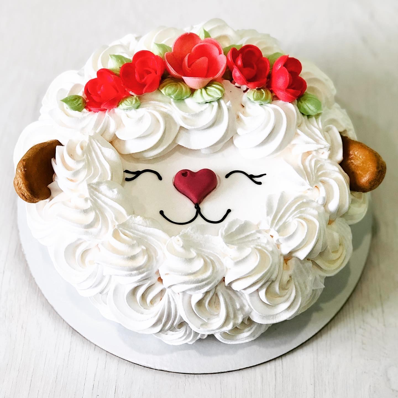 Торт Овен