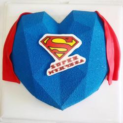 "Торт ""Супер мэн"""