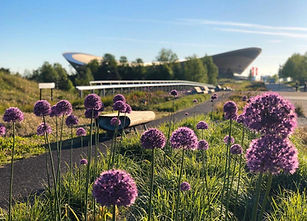 Exterior or Lee Valley VeloPark