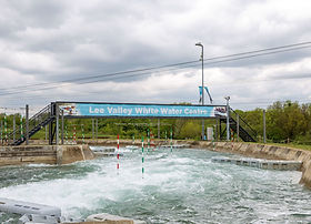 The Olympic Course at Lee Valley White Water Centre