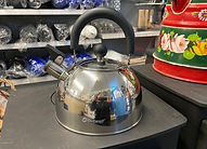 Kettle for use in boat galley