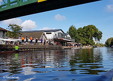 Lea Rowing Club. Image courtsey of Paul Vernall
