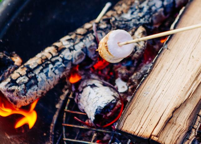 Toast those marshmallows
