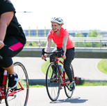 Road cycling at Lee Valley VeloPark