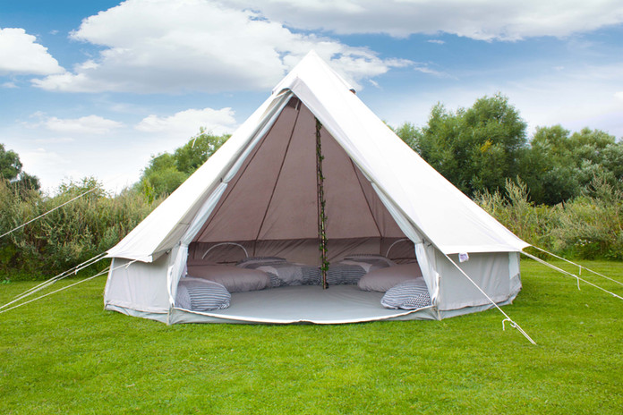 Large Bell tent