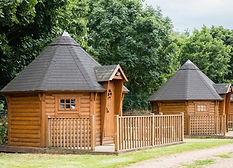 Cabin at Lee Valley Camping and Caravan Park