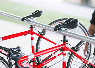 Road bike saddles