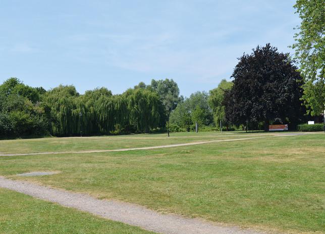 Waltham Abbey Gardens