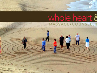 Drum Circle and Labyrinth: public art lives