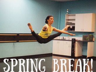 Leaping into Spring!