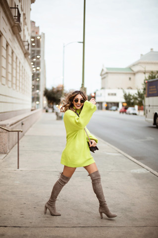 Go Bright: Why & How to wear Neon this Fall/Winter