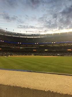 Mets V. Yankees