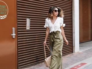 Trend Talk: Paper Bag Pants