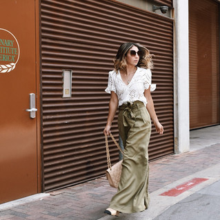 Trend Talk: Paper Bag Pants
