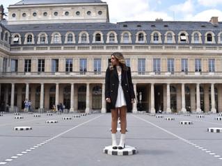 B&W at Palais Royal