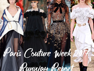 Paris Couture Week 2017