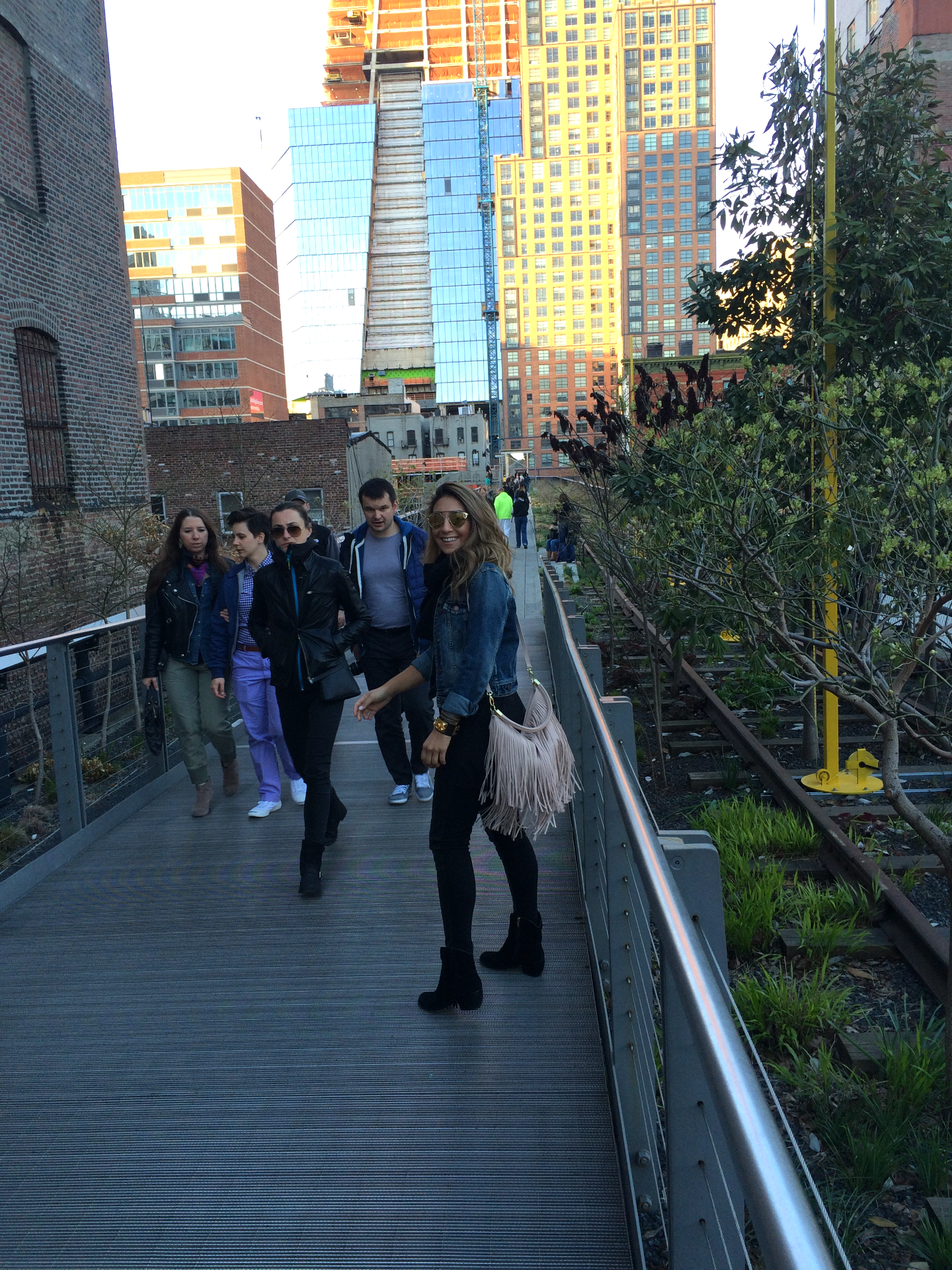 Manhattan Highline