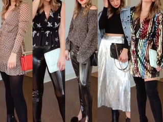 5 looks for NYE, one for every mood