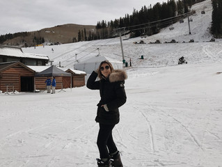 What I wore: Vail, Colorado