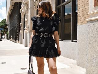 Summer Blacks: How to wear black in summer
